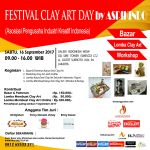 Workshop FESTIVAL CLAY ART by ASPIKINDO whatsapp image 2017 09 05 at 23 50 26