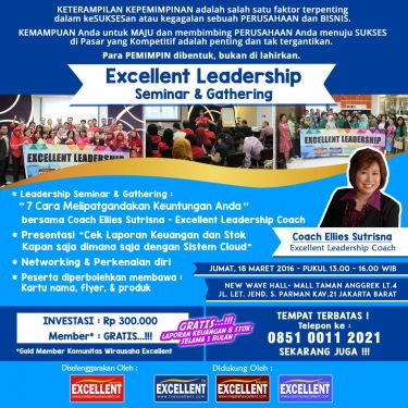 EXCELLENT Leadership, Seminar & Gathering